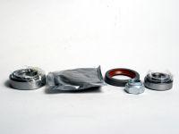 Ремкомплект ступицы 2101-07 левой (сальник+ гайка+2подш.) (Самара)