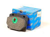 Колодки тормозные передние 2101-2107 (BEST)