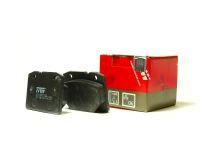 Колодки тормозные передние 2101-2107 (TRW) GDB140M