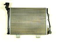 Радиатор охлаждения 2104-05,2107 (алюм) под датчик  (KRAFT)