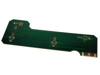 Плата заднего фонаря 2105 левая голая (ДААЗ)