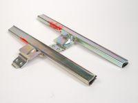 Обойма опускного 2105 стекла завод (2шт.) с рез.