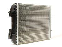 Радиатор печки 2104-07, 2121-214, 2120 алюминий (Wonderful)