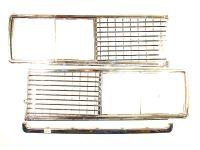Решетка радиатора 2106 хромированная (Димитровград)