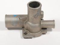Тройник радиатора выпускной 2108 (силумин) (Пенза)