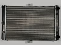Радиатор охлаждения 2108-099,2126 (двиг.УФА) (алюм) (TORRERO)