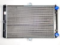 Радиатор охлаждения 2108-099, 2113-15, 2126, 2717 (алюм) (WEBER)  универсальный