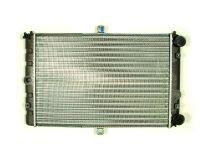 Радиатор охлаждения 2108-099, 2126, 2717 (алюм) карбюратор (ДААЗ)
