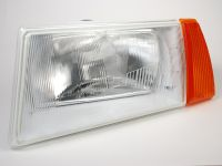 Блок-фара 2108-099, 2126 левая (поворотник желтый) (Eser)