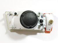Блок-фара 2108-099, 2126 левая (поворотник желтый) (Киржач)
