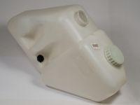 Бачок омывателя 2108 (2 горл.1 мотор под датчик) (Пластик)