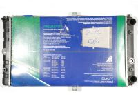 Радиатор охлаждения 2110-11 (алюм) (ДААЗ)