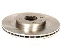 Диск тормозной 2110-2115, 2118, 2170, 2190. Вентилируемые R14 /1 шт./ (ВАЗ)