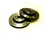Диск тормозной 2110-2115, 1118, 2170, 2190 Вентилируемые R14 /1 шт./ (TRW) DF4107