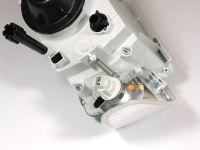 Блок-фара 2113-15 левая (поворотник белый) (Bosch) (676 512 053-02)