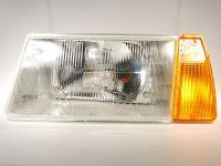 Блок-фара 2108-099, 2126 левая (поворотник желтый) (Формула Света)