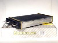 Радиатор печки 2126, 2717 алюминий (Bautler)