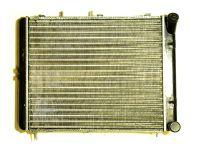 Радиатор охлаждения 2141 алюминиевый (ПРАМО)