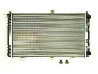 Радиатор охлаждения 2170-72 (алюм) (Luzar)
