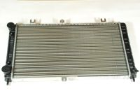 Радиатор охлаждения 2170-72 (алюм) (ДААЗ)