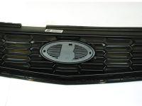 Решетка радиатора 21704 верх н/о (ВАЗ)