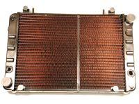 Радиатор 3302 медный 3-х рядный н/обр (штыри)
