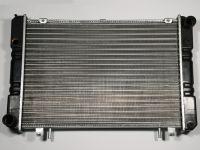 Радиатор 3302-2217 алюминий 2-х рядный н/обр.