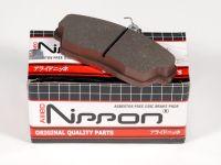 Колодка тормозная 3302/2217 передняя (Nippon)