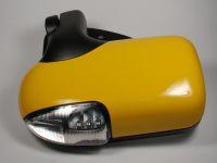 Зеркало 3302/2217 наружное (н/о с пов) желтое левое