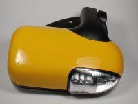 Зеркало 3302/2217 наружное (н/о с пов) желтое правое