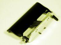 Ручка двери кабины 3302 метал. наружная левая