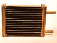 Радиатор печки 3302 D16 мм медный 3-х рядный