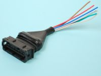 Колодка соединительная коммутат. блока с 7 проводами