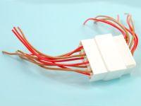 Колодка на 8 контактов с проводами S=0,5мм