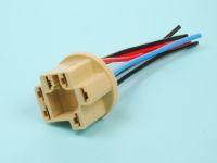 Колодка под замок зажигания ВАЗ-2101 с проводами S=1,5мм КЛ115-У