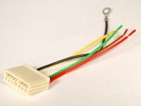 Колодка заднего фонаря ВАЗ-2108-099, 2114 с проводами