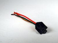 Колодка реле с 4 проводами S=0,75мм КЛ129-1У