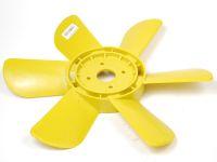 Крыльчатка вентилятора 412 дв. (6 лопастей)