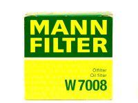 Фильтр масляный  W7008    (MANN)