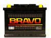 АКБ Bravo 55Ah/430A  (Р) (Аком) Гарантия 24 мес.