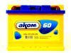 АКБ АКОМ LB 60Ah/590A  (Е) (Аком) Гарантия 36 мес.