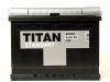 АКБ TITAN Standart 60Ah/540A (Р)  Гарантия 36 мес.