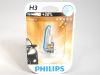 Лампа H3 55W +30% (Philips)  VISION/PREMIUM