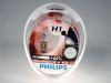 Лампа H1 55W +60% (Philips)  Vision Plus (2шт)